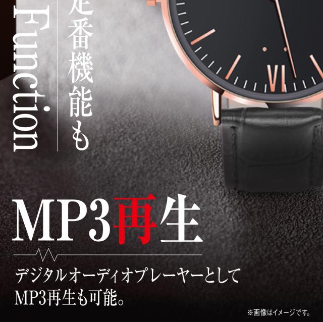 腕時計型ボイスレコーダー「SL038」(エスエル038)